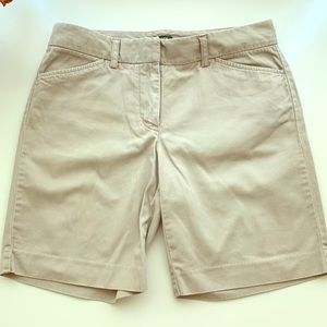 J.Crew Low Rise Stretch Chino Shorts-RN7738